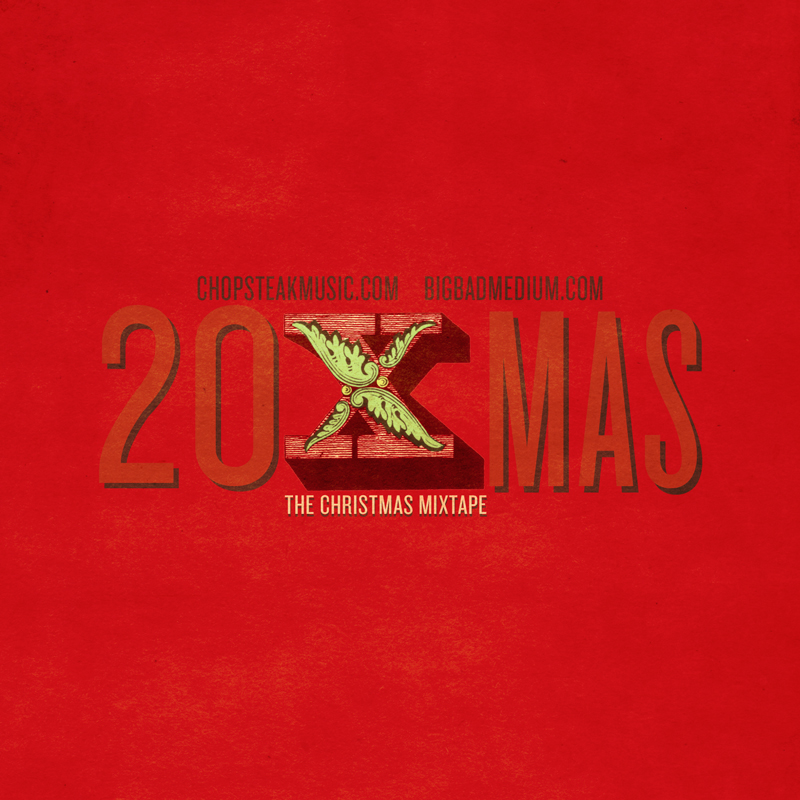 Christmas Mixtape 2010 Cover