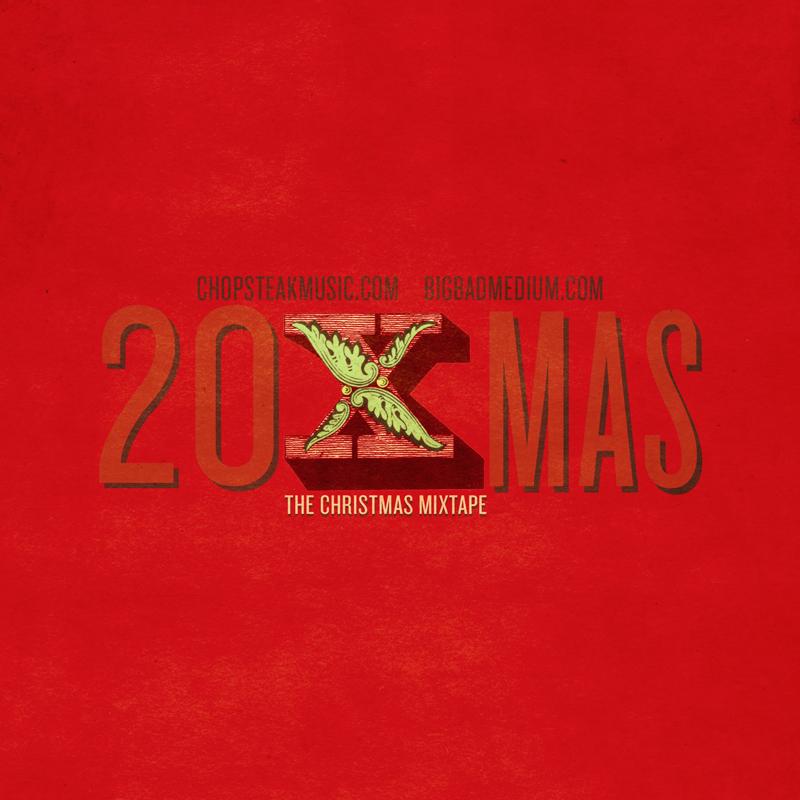 Christmas Mixtape 2010 Cover