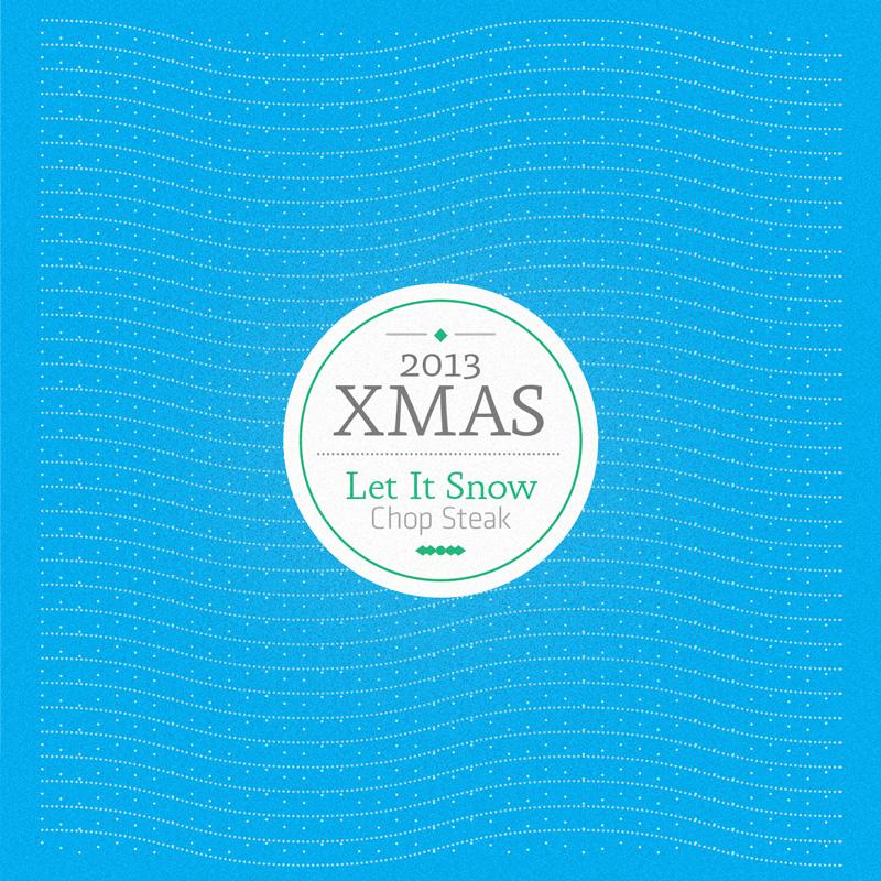 Christmas Mixtape 2013 Cover